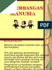 T.7 PERKEMBANGAN MANUSIA