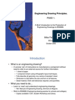 Engineering Drawing Principles