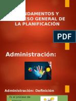Planeación - Modulo 1