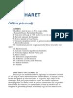 Mihai Haret-Calator Prin Munti 07