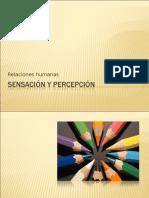 Sensacion y Percepcion