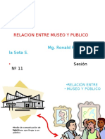 MUSEOLOGÍA-SESIÓN 11