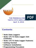 Testo 175 T3 Data Logger