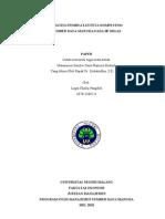 Strategi Pemetaan Kompetensi Karyawan BP Migas