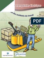 Transpalettes Electriques Prevention Guide