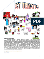 Proiect Tematic Animale Mari Si Mici in Ograda La Bunici (1)