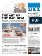 Asbury Park Press front page Wednesday, July 6 2016