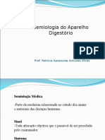 Aula Semiologia Digestorio