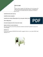 Frp Motor Protection Guard PDF