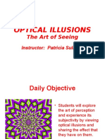Optical Illusions PPT