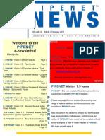 PIPENET News February 2011