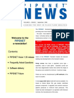 Pipenet News September 2006