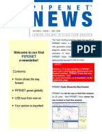 Pipenet News April 2006