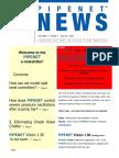Pipenet News Summer 2007