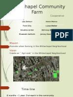 London Agritecture Workshop Team 3