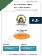 Case Tools Lab Maual
