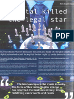Digital Killed the Legal Star