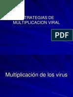 Tipos de Replicacion Viral