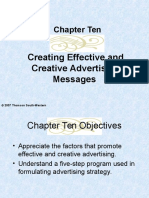 Creating Effective Ads PPT 4 Mgmt