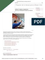 Escuela Del Poder Popular de La Salud Para El Buen Vivir 2015