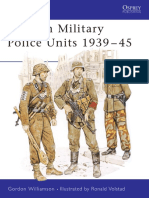German Military Police Units (1939-45)