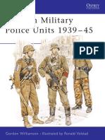 German Military Police Units (1939-45)