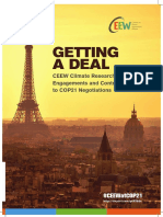 CEEW - Getting a Deal COP21 Contributions and Research