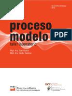 Proceso ≅ Modelo taller laboratorio