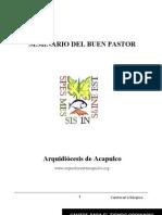 CANTORAL LITÚRGICO - Seminario del Buen Pastor