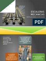 escaleras mecanicas