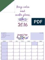 Planner 2016 Comcapa