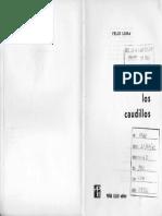 LUNA Felix, Los Caudillos (Prólogo) - (HPAyLA).pdf