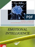 Emotional Intelligence- Pptmkt
