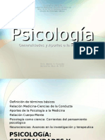Psicologia, Generalidades, Aportes a la Medicina, Psicología Evolutiva