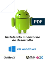 EntornodeDesarrollo Windows