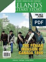 Fenian Raids Reveille Ireland's Military Story Summer 2016