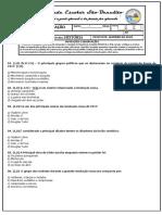 3ª Prova Uesb 16. PDF