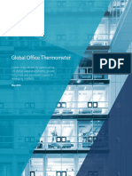 Dtz Global Office Themometer Report May 2015
