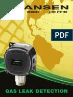 Detectores de Gas Brochure