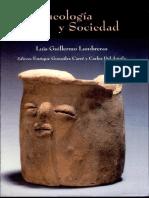 Arqueologia y Sociedad Lumbreras - Libro