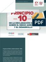 Manual - Derechos de Acceso en Materia Ambiental - Principio 10