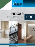 Catalogo Febeca 2015 - 2016 - Hogar