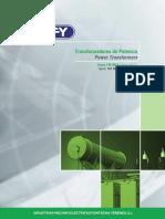 Catalogo Transformadores de Potencia IMEFY