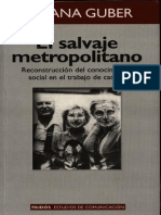 4 GUBER El Salvaje Metropolitano