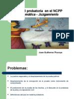 JUSTICIA NEGOCIADA_ Conclusión Anticipada Del Juicio en El CPP 2004