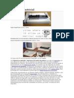 Impresora-matricial