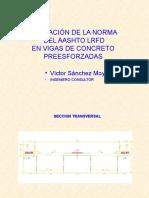 1 Postensado VIGAS-LRFD