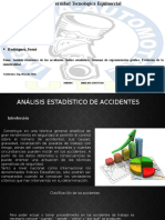 ANALISIS ESTADISTICO ACCIDENTES
