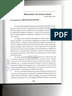 LÓPEZ, M. 2003. El Paisage Prehistórico Pre Guenoa-Minuano