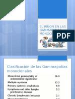 EL RIÑON EN LAS GAMMAPATIAS MONOCLONALES.pptx